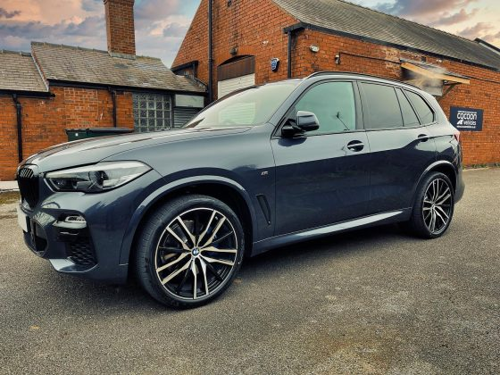 BMW X5 Short Term Car Lease