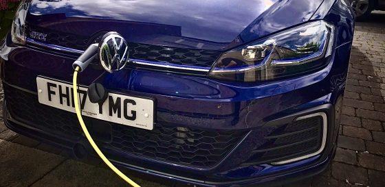 VW Golf GTE - PHEV - Plug-in Hybrid